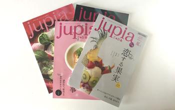 jupia デザインディレクション