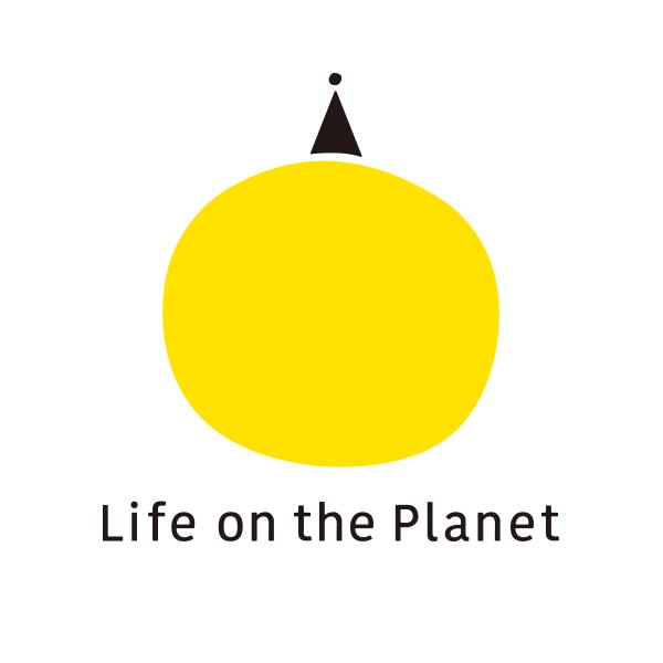 Life on the Planet ロゴデザイン